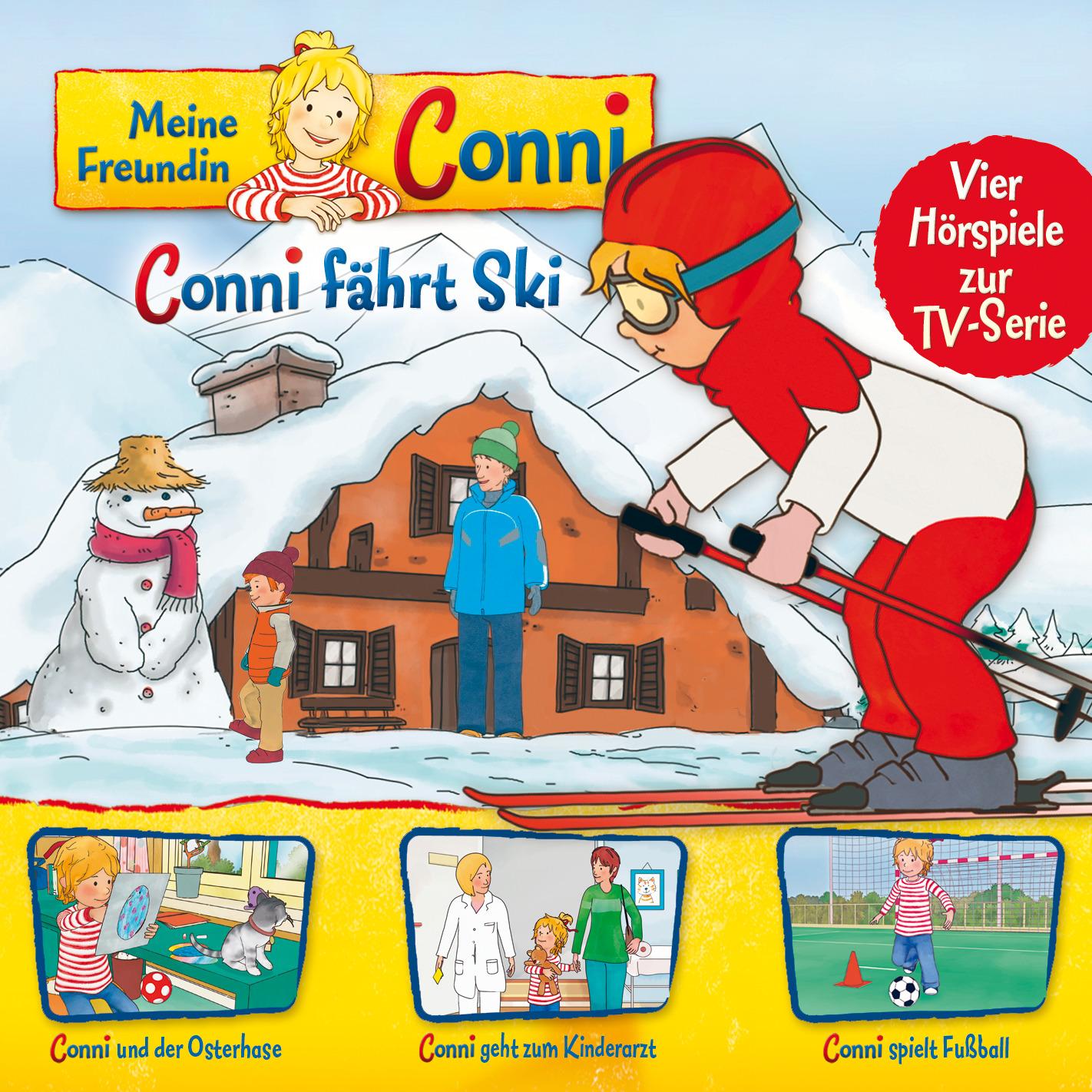 05 Conni Fahrt Ski Conni Und Der Osterhase Conni Geht