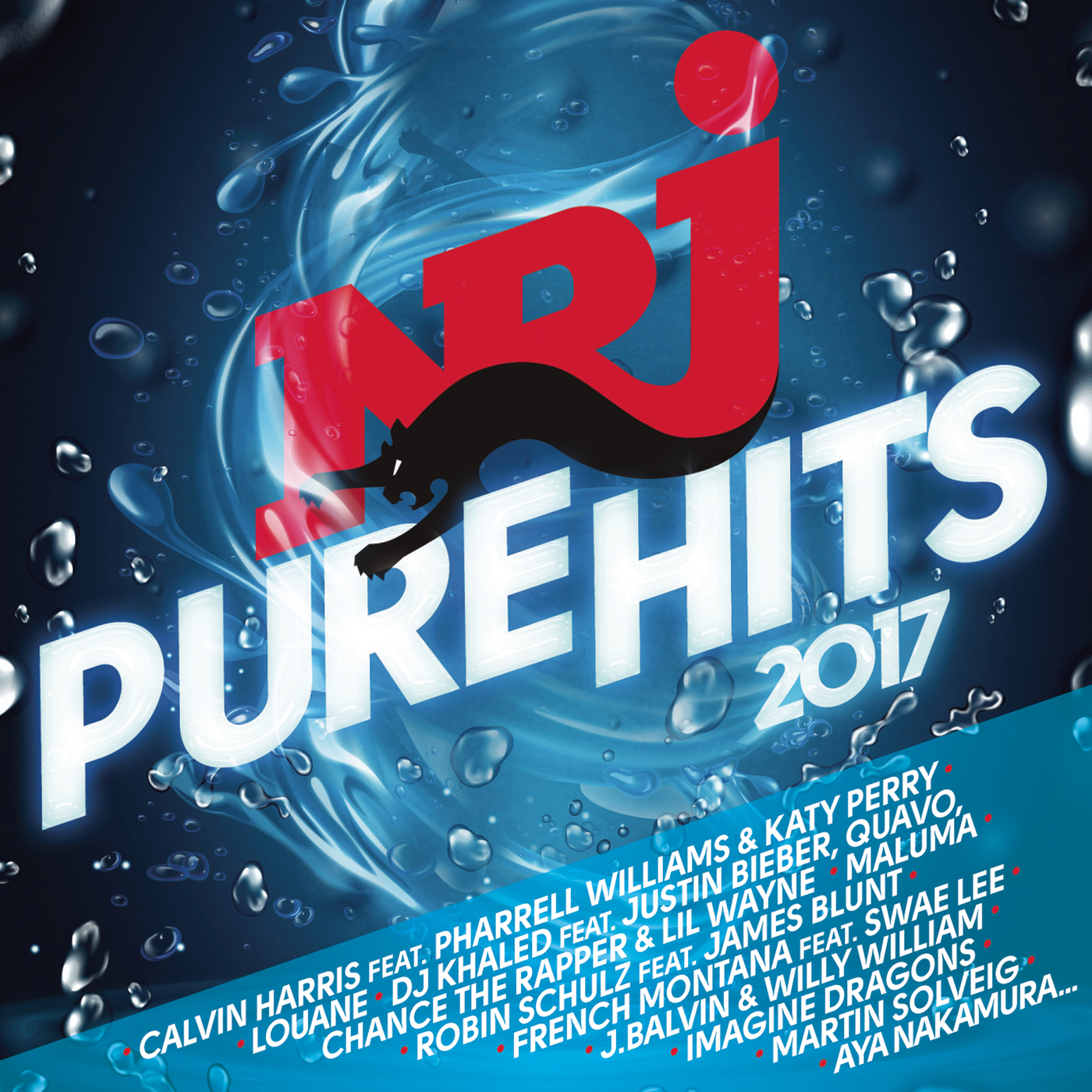 NRJ Pure Hits 2017 - Overview